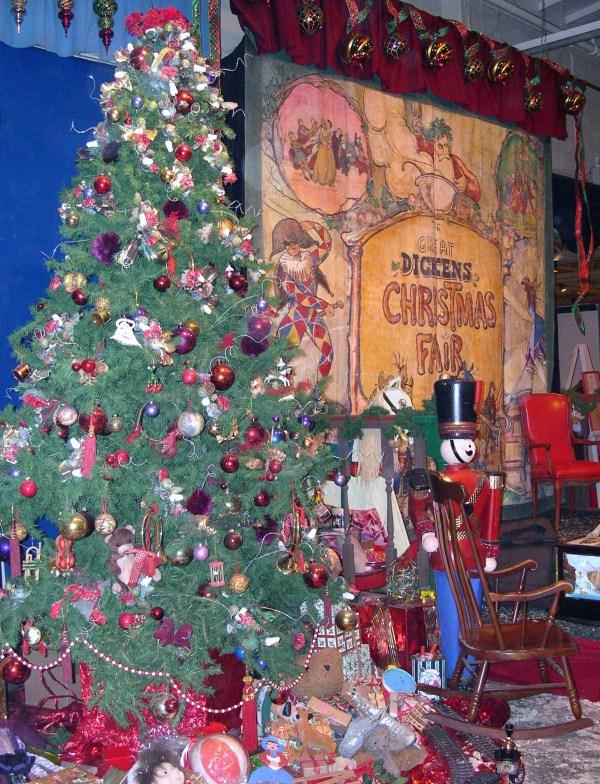 Dickens Christmas Fair 2003