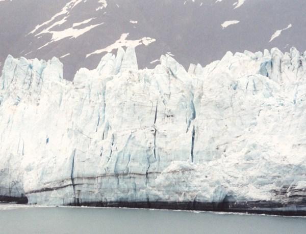 Mendenhall Glacier, near Juneau, Alaska 2000