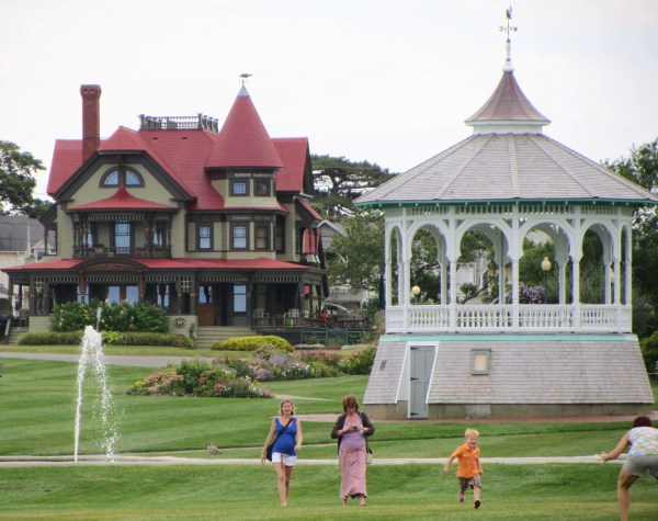 Oak Bluffs, Martha's Vineyard 2012