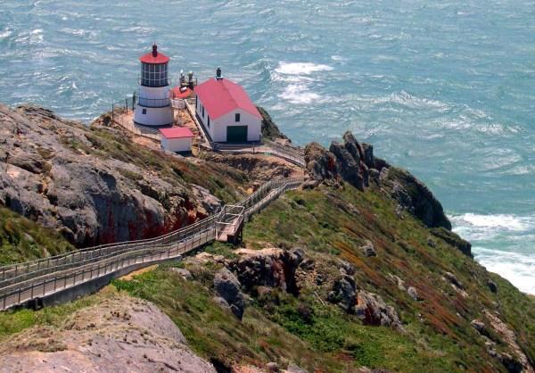 Point Reyes Lighthouse, Marin County, California 2004
