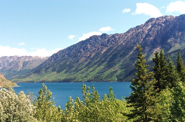 Yukon territory, Canada 2000