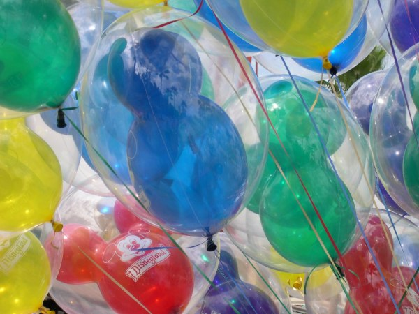 "According to Winnie the Pooh, ""Nobody can be uncheered with a balloon."""