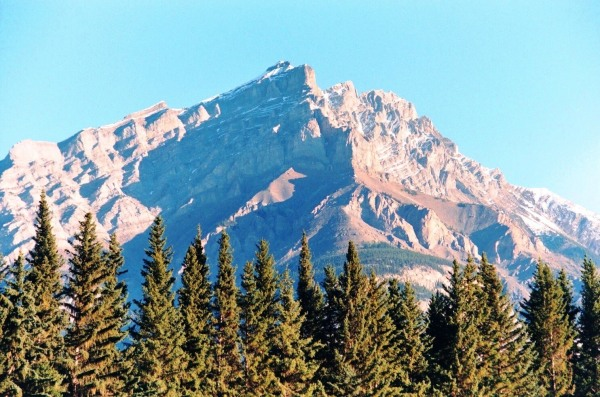 A most amazingly typical day in September 1999, Banff, Alberta, Canada