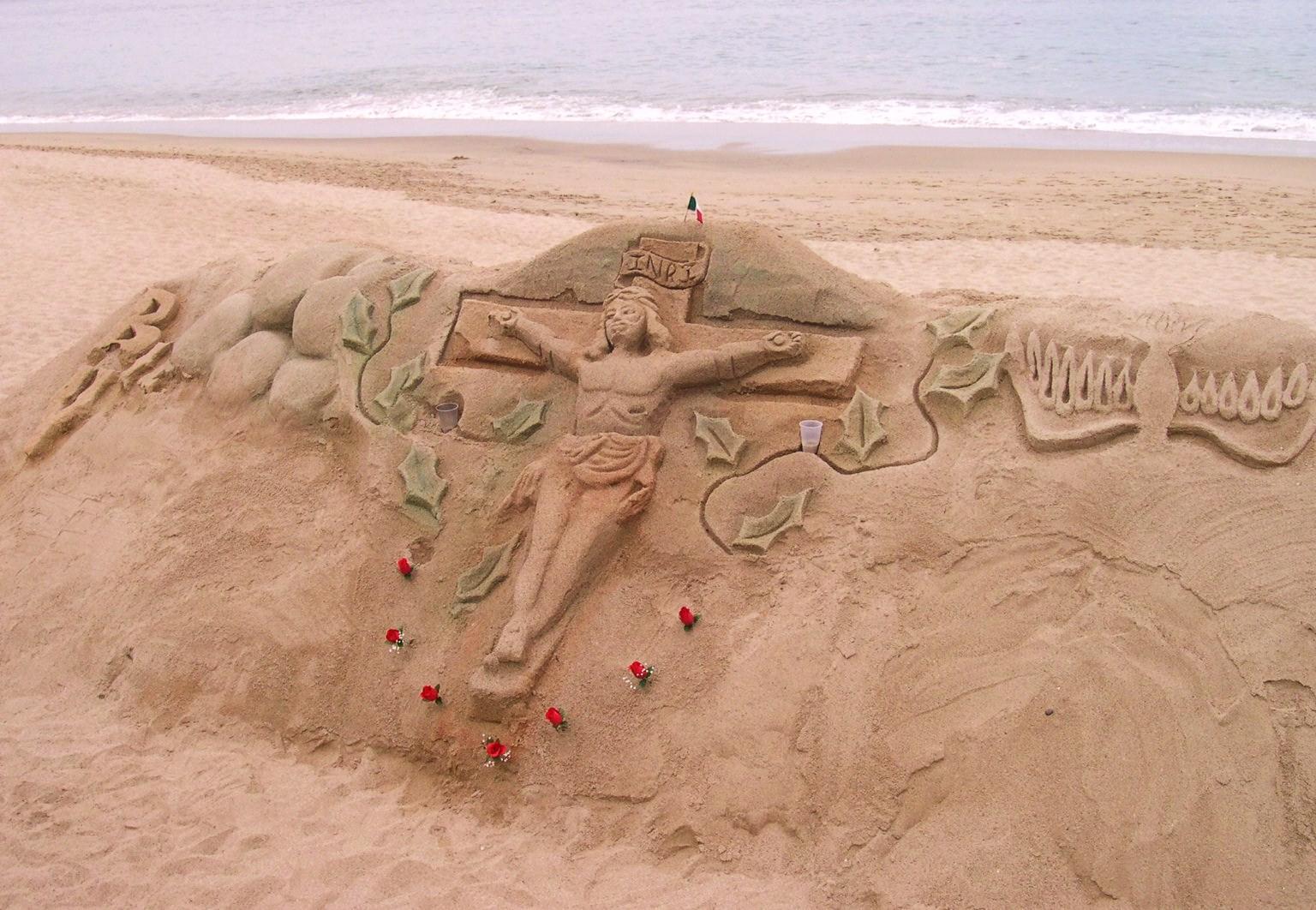 Sculptures Puerto Sand Vallarta
