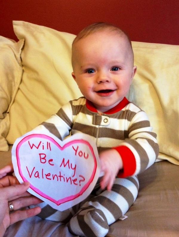 Grady's Valentine wish