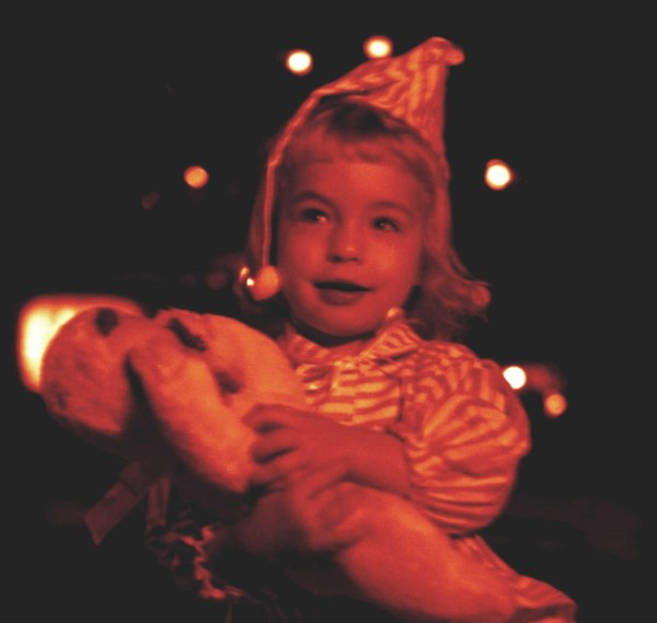 I think this photo of me was made on Christmas Eve, 1959.