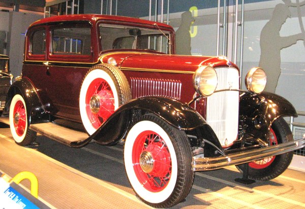 Engineers said it couldn't be done, but that didn't stop Henry Ford. Photo by IFCAR, public doman via Wikimedia Commons
