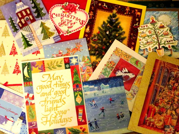 Do you like holiday cards? If so, I'll send you one!