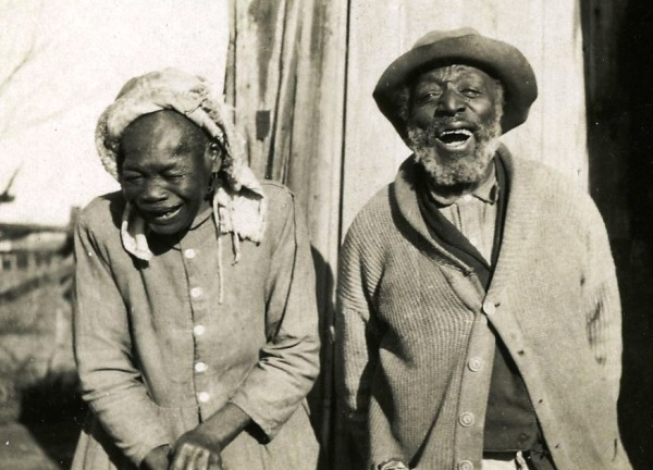 Oklahoma sharecroppers, 1914, by the father of Don O'Brien, CC BY 2.0 via Wikimedia Commons