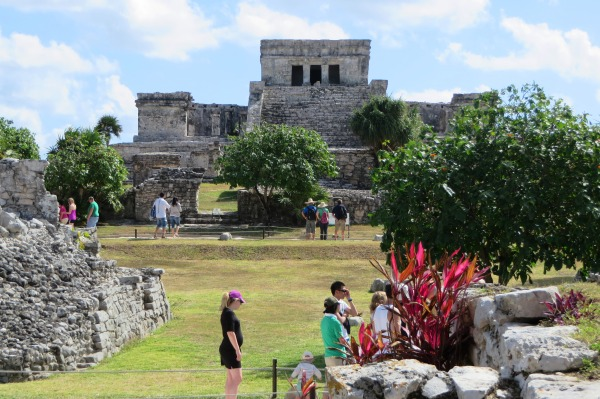 In January 2015, the sunny shore of Tulum, Mexico was an oasis in more ways than one.
