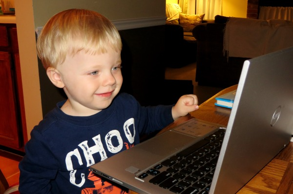 Even toddlers seem more adept at computers than some   of the Baby Boomers.  April 2015