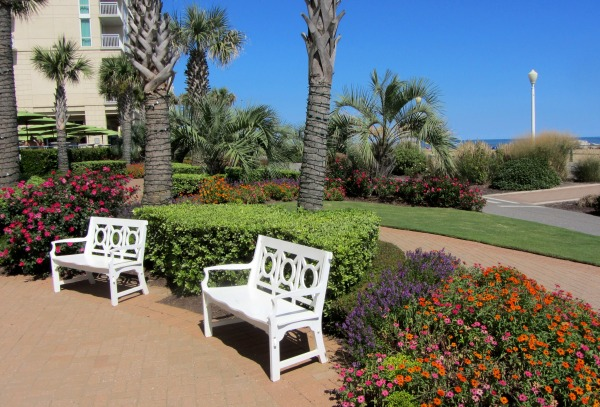 Have a seat and enjoy a perfect September day in Virginia Beach! 2013